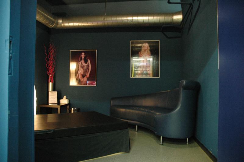 cabina VIP